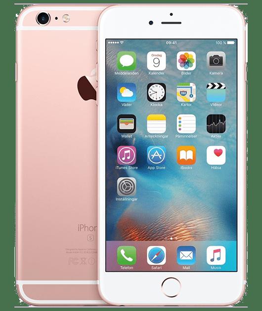 Apple iPhone 6S Plus Rosa guld