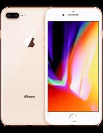 Apple iPhone 8 Plus Guld