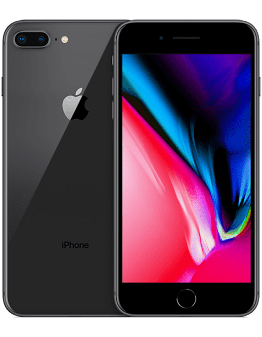 Apple iPhone 8 Plus Rymdgrå
