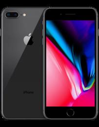 Apple iPhone 8 Plus Rymdgrå