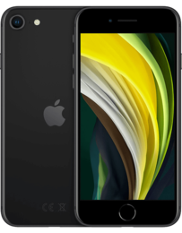 Apple iPhone SE 2 Svart