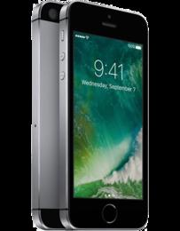 Apple iPhone SE Rymdgrå
