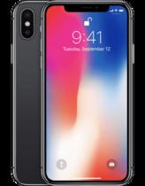 Apple iPhone X Rymdgrå