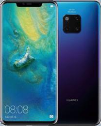 Huawei Mate 20 Pro Blå