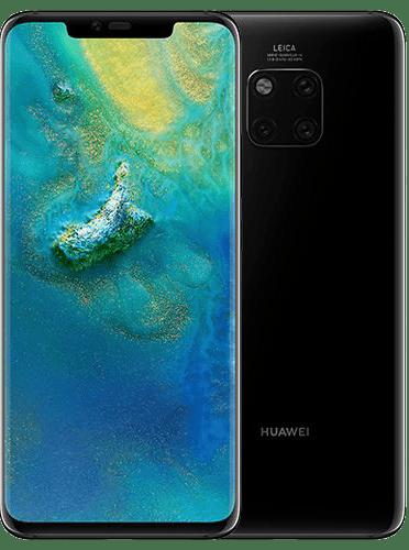Huawei Mate 20 Pro Svart