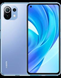 Xiaomi Mi 11 Lite 5G Blå