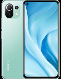 Xiaomi Mi 11 Lite 5G Grön