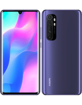 Xiaomi Mi Note 10 Lite Lila