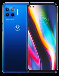 Motorola Moto G 5G Plus Blå