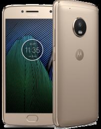 Motorola Moto G5S Plus Guld