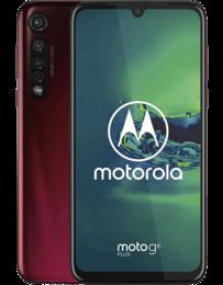 Motorola Moto G8 Plus Röd