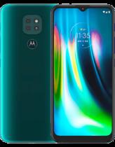 Motorola Moto G9 Play Grön
