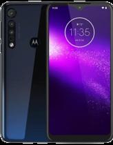 Motorola One Macro Blå