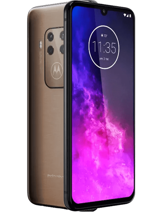 Motorola One Zoom Bronze