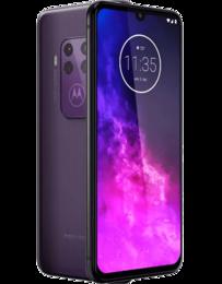 Motorola One Zoom Cosmic Purple