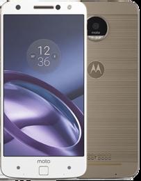 Motorola Moto Z Guld