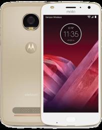 Motorola Moto Z2 Play Guld