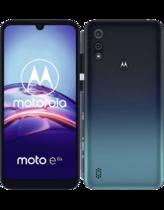 Motorola Moto E6S Blå