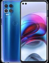 Motorola Moto G100 Blå