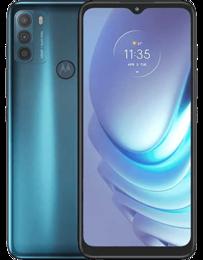 Motorola Moto G50 Grön