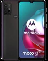 Motorola Moto G30 Svartlila