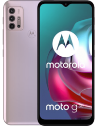 Motorola Moto G30 Rosa
