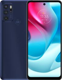 Motorola Moto G60S Mörkblå