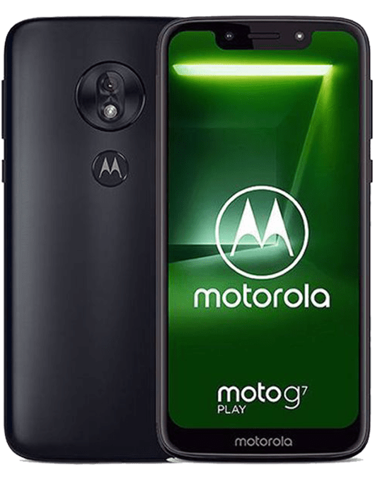 Motorola Moto G7 Play Indigo