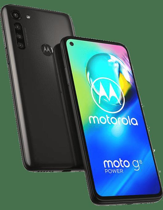 Motorola Moto G8 Power Grå