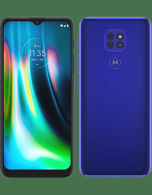 Motorola Moto G9 Play Blå