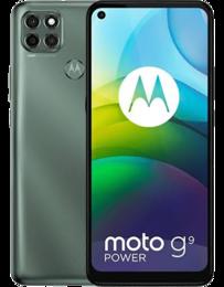 Motorola Moto G9 Power Grön