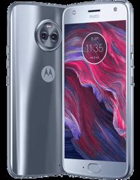 Motorola Moto X4 Blå