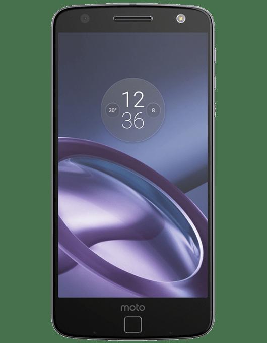 Motorola Moto Z Svart