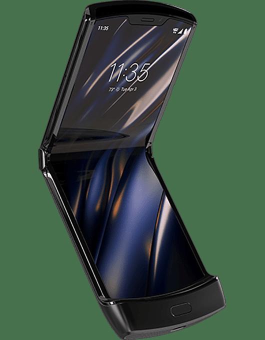 Motorola Razr Svart