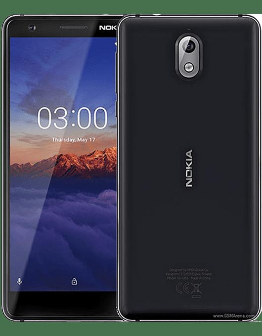 Nokia 3.1 Blå