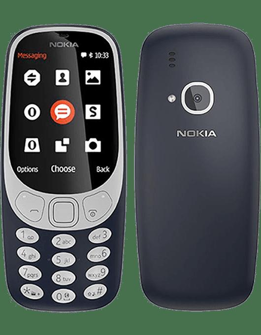 Nokia 3310 Blå