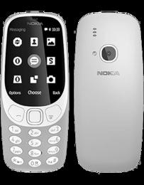 Nokia 3310 Grå