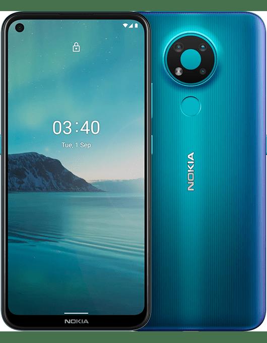 Nokia 3.4 Blå