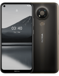 Nokia 3.4 Svart