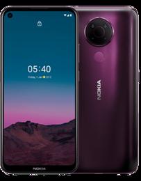 Nokia 5.4 Lila
