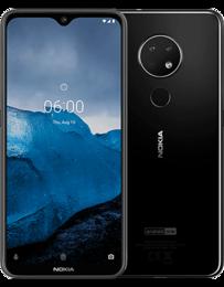 Nokia 6.2 Svart