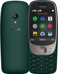 Nokia 6310 Mörkgrön