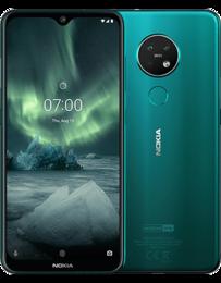 Nokia 7.2 Grön