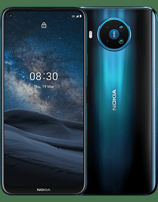 Nokia 8.3 5G Blå