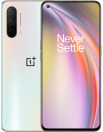OnePlus Nord CE 5G Silver