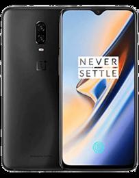 OnePlus 6 Svart