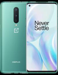 OnePlus 8 Grön