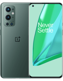 OnePlus 9 Pro Grön