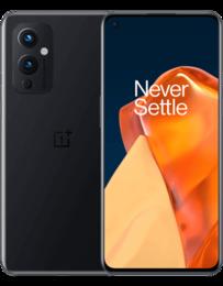 OnePlus 9 Svart
