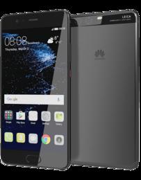 Huawei P10 Plus Svart